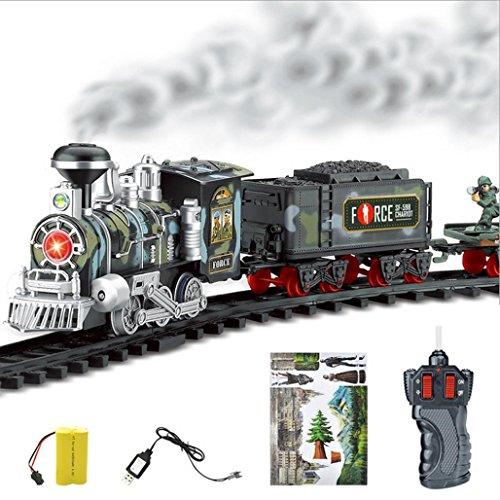 Squarex Zug mit Rauch-Funktion, Spielzeug, mit Fernbedienung