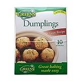 Greens Dumpling Mix - 6 x 137gm