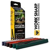 Work Sharp WS2012Messer und Werkzeug Sharpener Ersatz Gürtel Kit