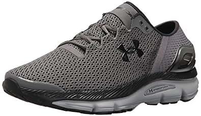 Ua Apport Speedform 2, Mens Des Chaussures De Course De Compétition, Gris (graphite), 8,5 Uk (43) Sous Blindage Eu
