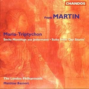 Martin: Maria-Trypticon etc.
