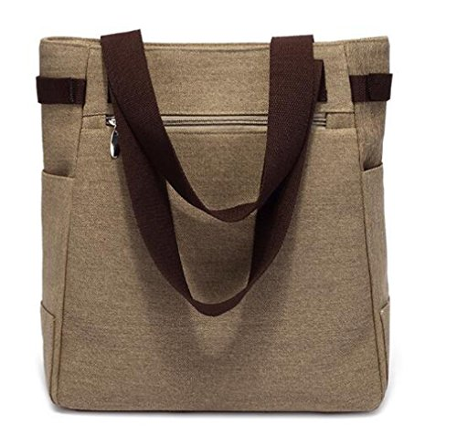sulandy, Borsa tote donna coffee