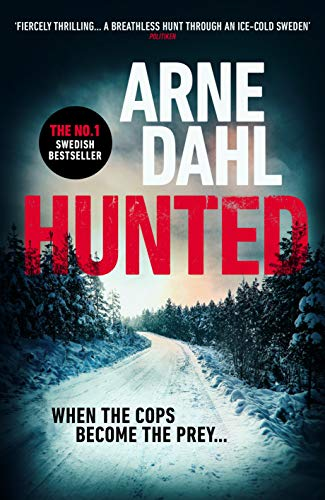Hunted (Sam Berger Series, Band 2)