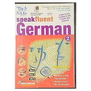 Comprint Speak Fluent German 2 CD-ROM