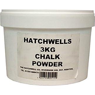 Hatchwells Chalk Powder: 3kg 8