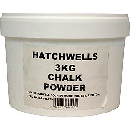 Hatchwells Chalk Powder: 3kg 1