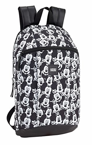 Safta Mini Mochila Mickey Mouse Junior Oficial Uso Diario 220x100x390m