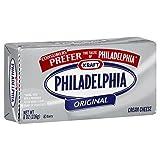 Home Breads Kraft Philadelphia Cream Cheese, 226g (Pack of 2)