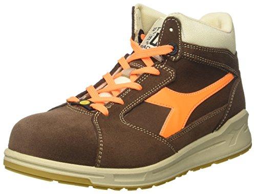 Diadora Unisex Adults  D-Jump Hi S3 ESD Work Shoes e94507b68c3