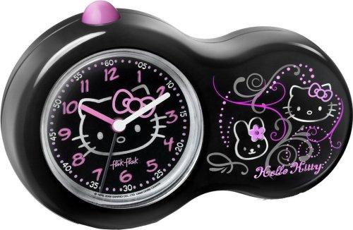Preisvergleich Produktbild Flik Flak Kinderuhr ALARM CLOCK HELLO KITTY FAC31