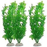 Republe Künstliche grüne Algen Vivid Wasserpflanzen aus Kunststoff Aquarium Pflanzen Dekoration...