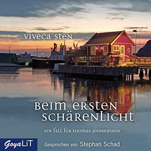 Buchseite und Rezensionen zu 'Beim ersten Schärenlicht (Thomas Andreasson 5)' von Viveca Sten