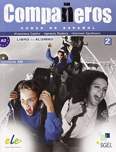Compaeros. Libro del alumno. Con CD Audio. Per la Scuola media: 2