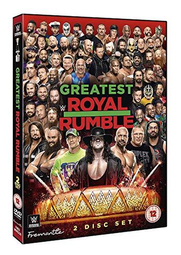 WWE: Greatest Royal Rumble [2 DVDs] (Wwe Royal Rumble Filme)