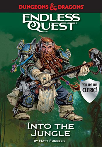 Dungeons & Dragons: Into the Jungle: An Endless Quest Book (Dungeons & Dragons Endless Quest) por Matt Forbeck