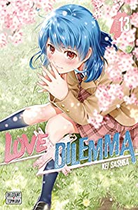 Love X Dilemma Edition simple Tome 13