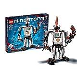 LEGO Mindstorms EV3 - Juego de construcción, Multicolor, 10 años, 601 piezas, dioma francés original