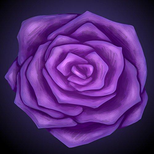 Violet Rose - Electric Violet