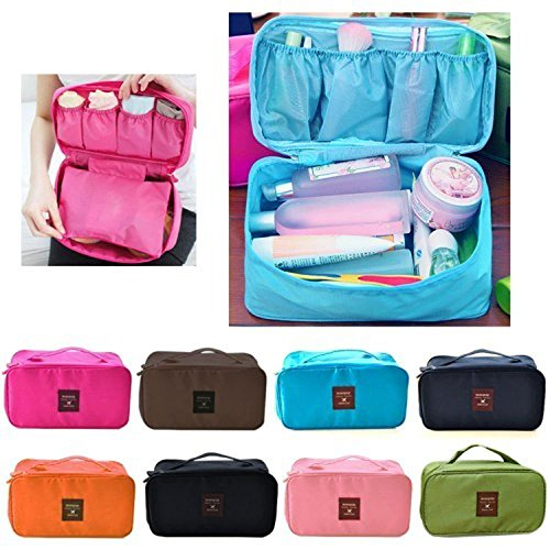 G Multicolor Innerwear Travel Organizer