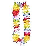 Collana hawaiana multicolor lusso per festa Hawaii