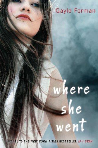 Buchseite und Rezensionen zu 'EXP Where She Went' von Gayle Forman