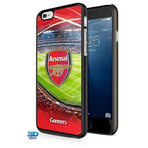 d7334fe135 Arsenal FC Official Football Gift iPhone 6 Hard Case 3D – A Great Christmas  / Birthday Gift Idea For Men And Boys