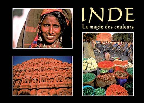 Inde la magie des couleurs par Robert Putinier, Nathalie Christe