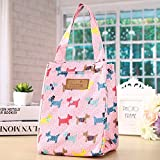 Style Eva Portable Thermal Cooler Lunch Box Tote Picnic Storage Bag Pouch (Different Patterns & Colors)