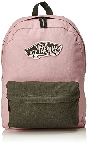Imagen de vans realm backpack , 42 cm, 22 l, pink lady de phantom
