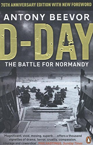 D-Day: The Battle for Normandy Test