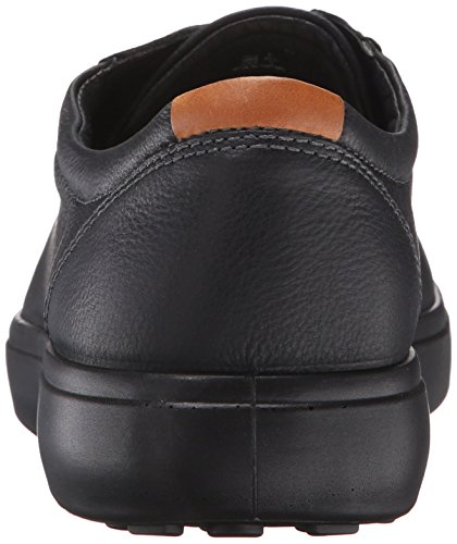 Ecco Soft 7, Baskets Basses Femme Noir (51707Black/Black)