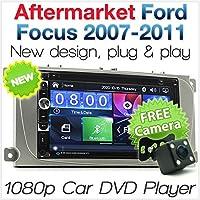 Tunez Car DVD Player Radio Stereo For Ford Focus 2008 2009 2010 USB MP3 Head Unit CD