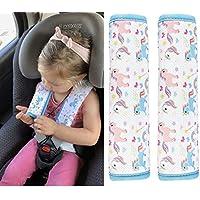 HECKBO Protection de ceinture de sécurité pour enfant Licorne 21b6896f9f5