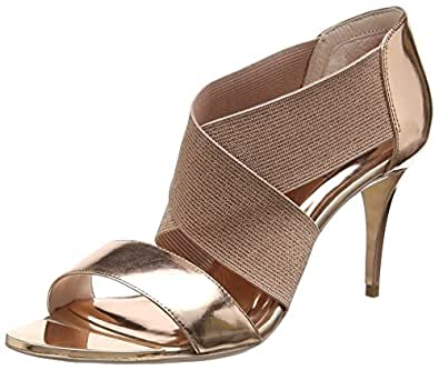 3983efe01af7 Ted Baker London Women s Leniya Open-Toe Heels  Amazon.co.uk  Shoes ...
