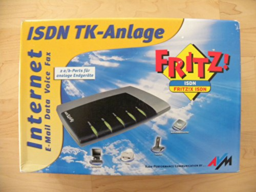 AVM FRITZ!X ISDN DRIVERS FOR WINDOWS DOWNLOAD