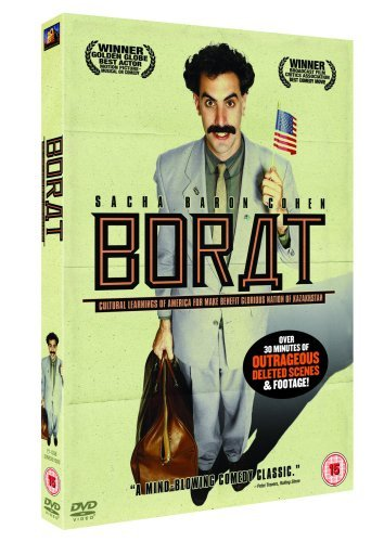 Borat:_Cultural_Learnings_of_America_for_Make_Benefit_Glorious_Nation_of_Kazakhstan [Reino Unido] [DVD]