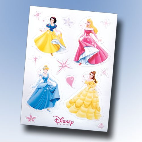 Stickers Disney Princesses Journey