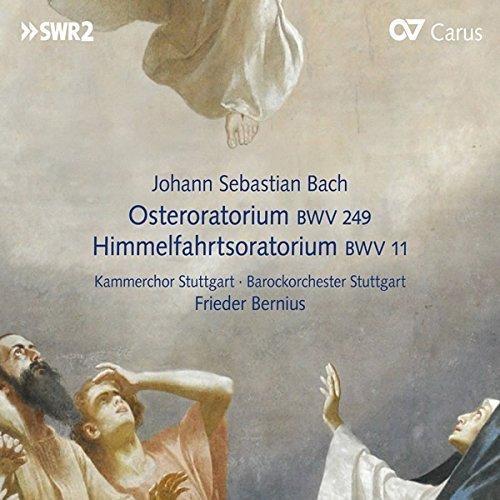 Bach Boden (Bach: Osteroratorium - Himmelfahrtsoratorium by Carus)