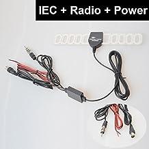 Cocar Auto TV Digitale Radio FM Antenna Segnale Amplificatore Booster