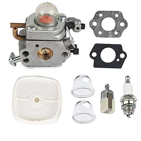 Beehive Filter carb Carburateur avec Fuel Repower Kit Filtre à air C1U-K78 pour ECHO Blower PB200 PB201 ES210 ES211 Shredder