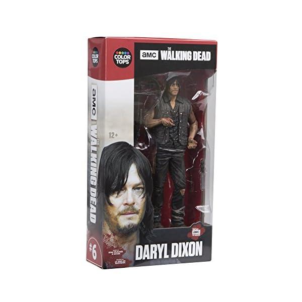 Walking Dead 146757Pulgadas TV Daryl Dixon–Figura de acción 2