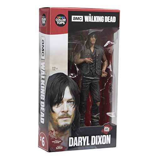 Image of Walking Dead 14675 7-Inch TV Daryl Dixon Action Figure