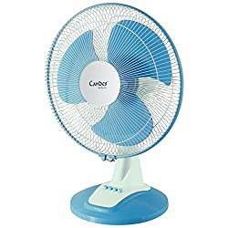 Candes Copper 400 mm High Speed Swing 16 inch Table Fan