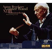 ブルックナー : 交響曲 第9番 ニ短調 WAB 109 (原典版) (Anton Bruckner : Sinfonie Nr.9 d-moll / Gunter Wand | NDR Sinfonieorchester) [SACDシングルレイヤー] [輸入盤] [日本語帯・解説付] [Limited Edition] [Live]