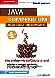 Java: Kompendium: Professionell Java programmieren lernen - Markus Neumann