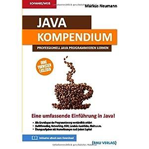 51vI7fn a%2BL. SS300  - Java: Kompendium: Professionell Java programmieren lernen