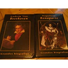 Set biografías Napoleón Bonaparte y Beethoven
