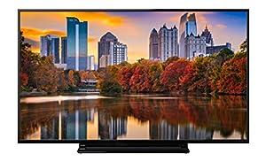 Toshiba 49V5863DA LED-TV 124cm 49 Zoll EEK A+ DVB-T2, DVB-C, DVB-S, UHD, Smart TV, WLAN, CI+ Noir
