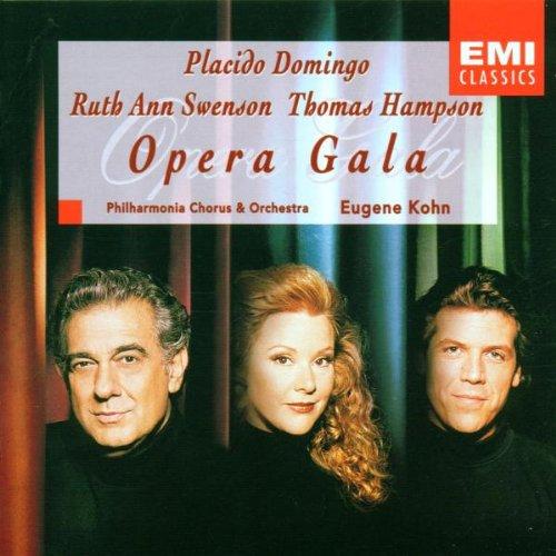 Opera Gala William Tell Barber [Import anglais]