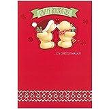 Hallmark Forever Friends novio tarjeta de Navidad peluche You '–Medium